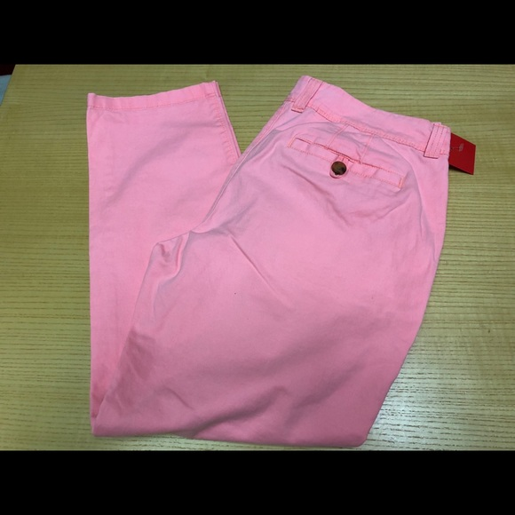 Old Navy Pants - Old Navy Woman Jeans pink caprice Size 10